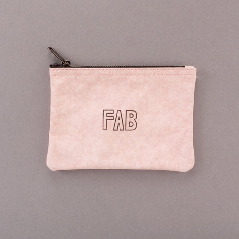 Fab - Pink Pouch