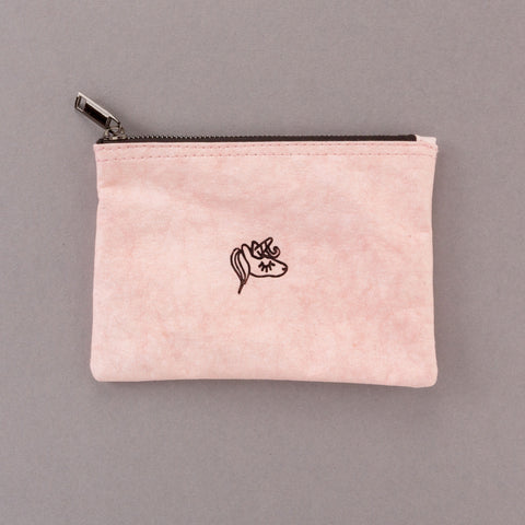 When Unicorns Fly - Pink Pouch