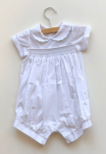 Lullaby Set smocked bubble-boys