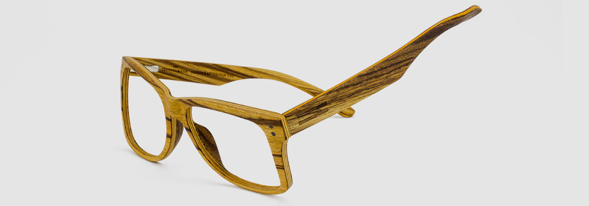 Hey Optometrists: Here's How to Adjust our Wood Glasses