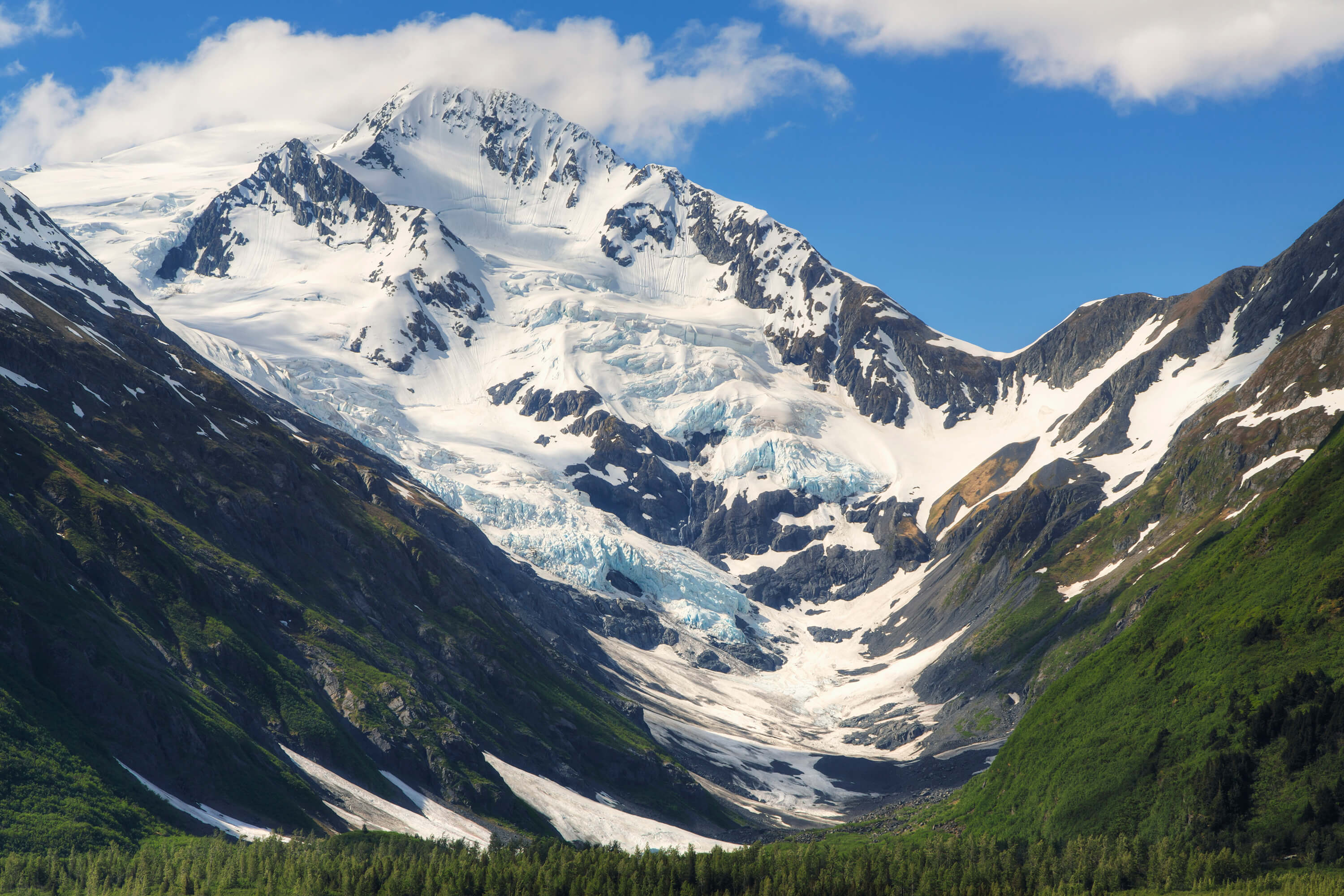 Glacier Ranger District of Chugach National Forest