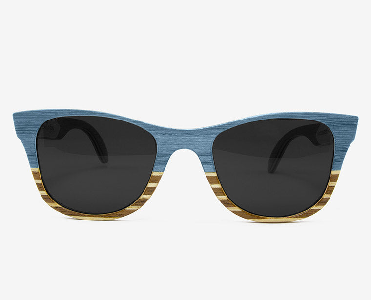 Maritime wood sunglasses