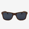 Delray walnut burl adjustable wood sunglasses