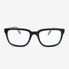Duval ebony layered wood eyeglasses
