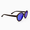 Gables rosewood adjustable wood sunglasses with polarized lenses