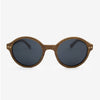 Gables walnut flexible wood sunglasses
