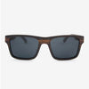 Sebastian ebony flexible wood sunglasses