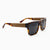 Sebastian tortoiseshell acetate and wood sunglasses