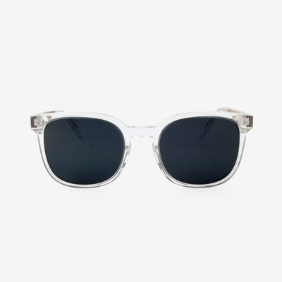 Vero Crystalline Acetate and wood sunglasses