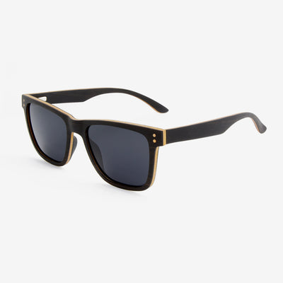Delray - Adjustable Wood Sunglasses