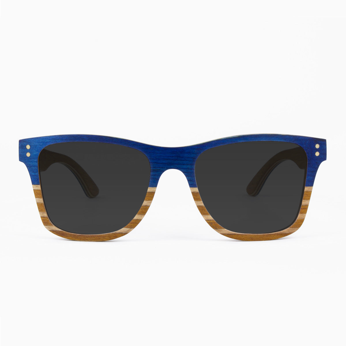 Delray - Maritime Wood Sunglasses