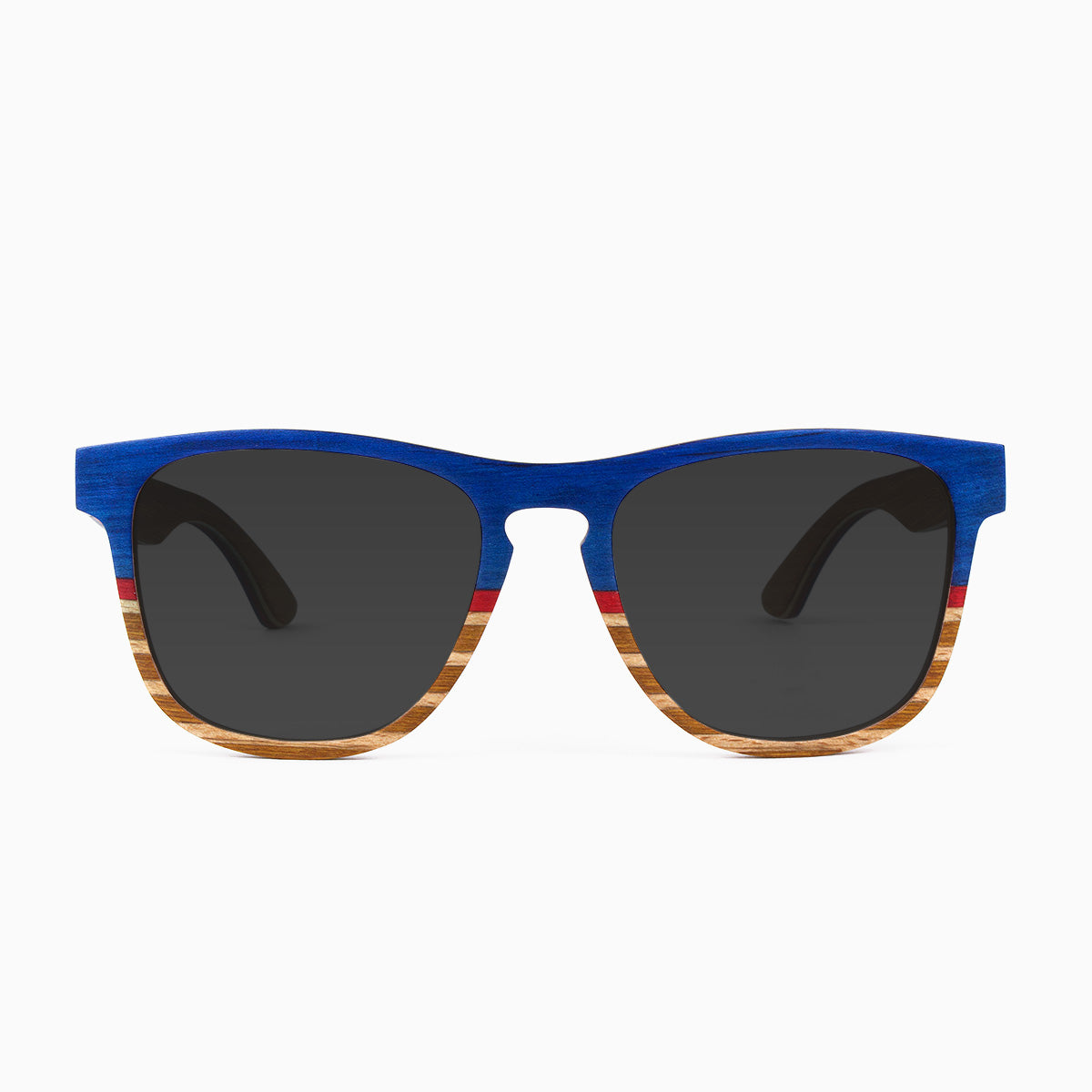 Sanibel - Maritime Wood Sunglasses