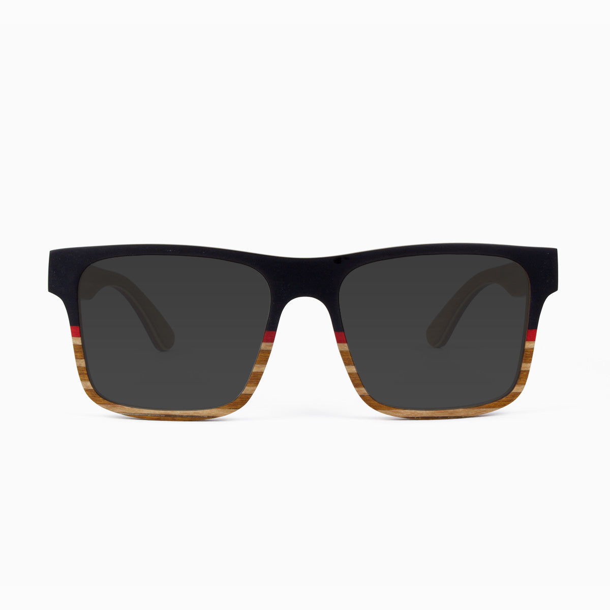 Sebastian - Maritime Wood Sunglasses