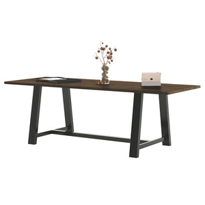<b> RADA </b><br>Standard Height Collaborative Table - thirdwardfurniture