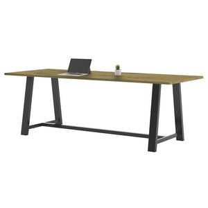 <b> RADA </b><br>Counter Height Collaborative Table - thirdwardfurniture