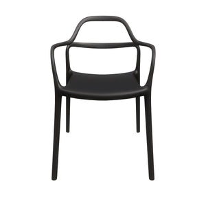 <b> BRIGHTON </b><br>Indoor / Outdoor Stacking Chair
