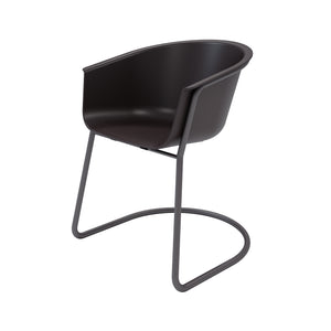 <b> LINDEN </b><br>Cantilever Chair
