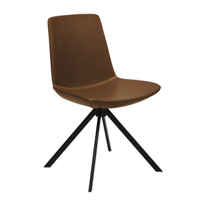 <b> EMERSON </b><br>Faux Leather Chair - thirdwardfurniture