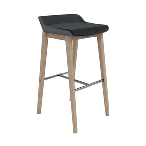 <b> HEMLOCK </b><br>Bar Height Stool - thirdwardfurniture