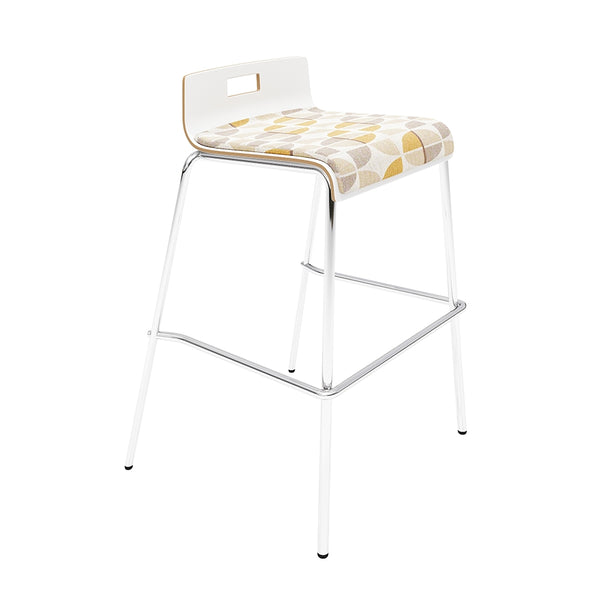 <b> SYCAMORE </b><br>Counter Height, Low Back Stool - thirdwardfurniture
