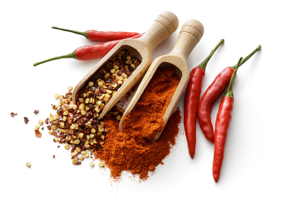 Fire in the Hole: Spicy Cayenne (6-Pack Bundle + Free Shipping!)