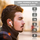i9S TWS Mini Bluetooth Earphones Wireless Headphones Stereo Headset Sports Earbuds with Mic for iPhone Samsung xiaomi Huawei