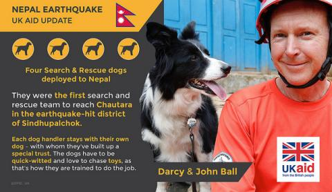 DoggieLawn Explores: Rescue Mission to Nepal
