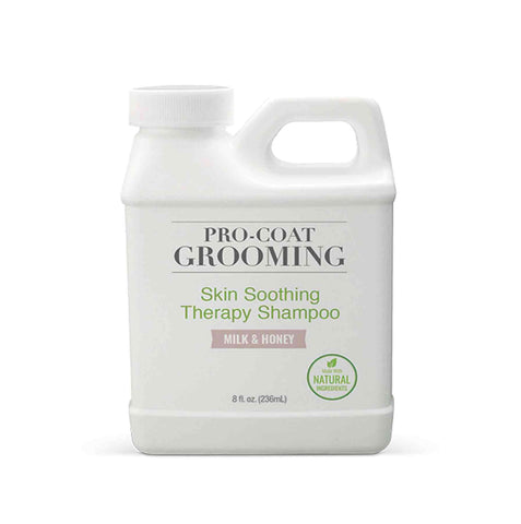 Pro-Coat Grooming Skin Soothing Therapy Shampoo (Milk & Honey)