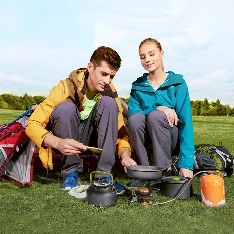 Outdoor Camping Geschirr Set