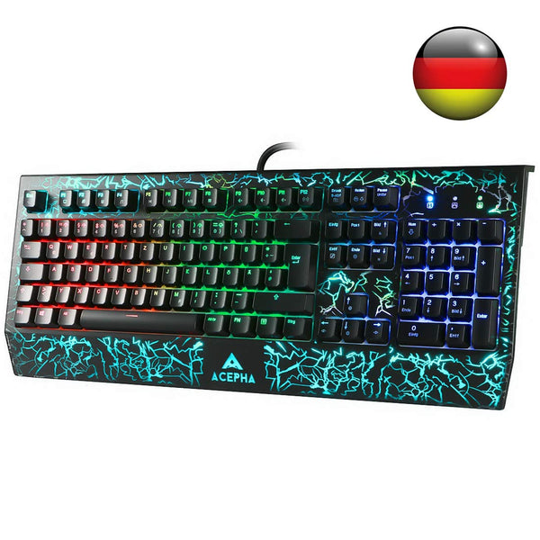 ACEPHA KM07 Mechanische Gaming-Tastatur