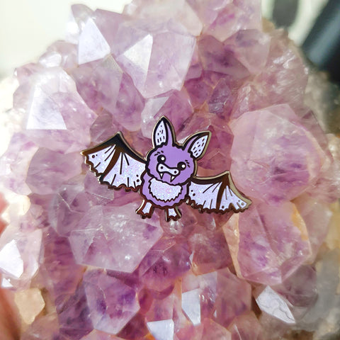 Batty Baby Mini-Pin