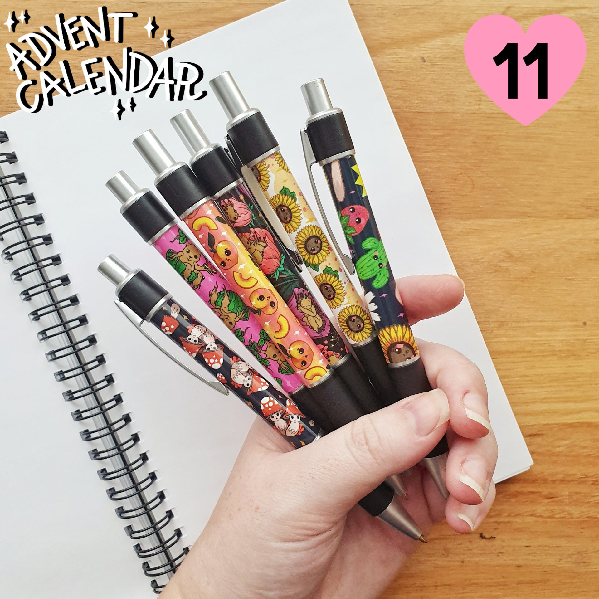 Advent Box Day 11 | Pen