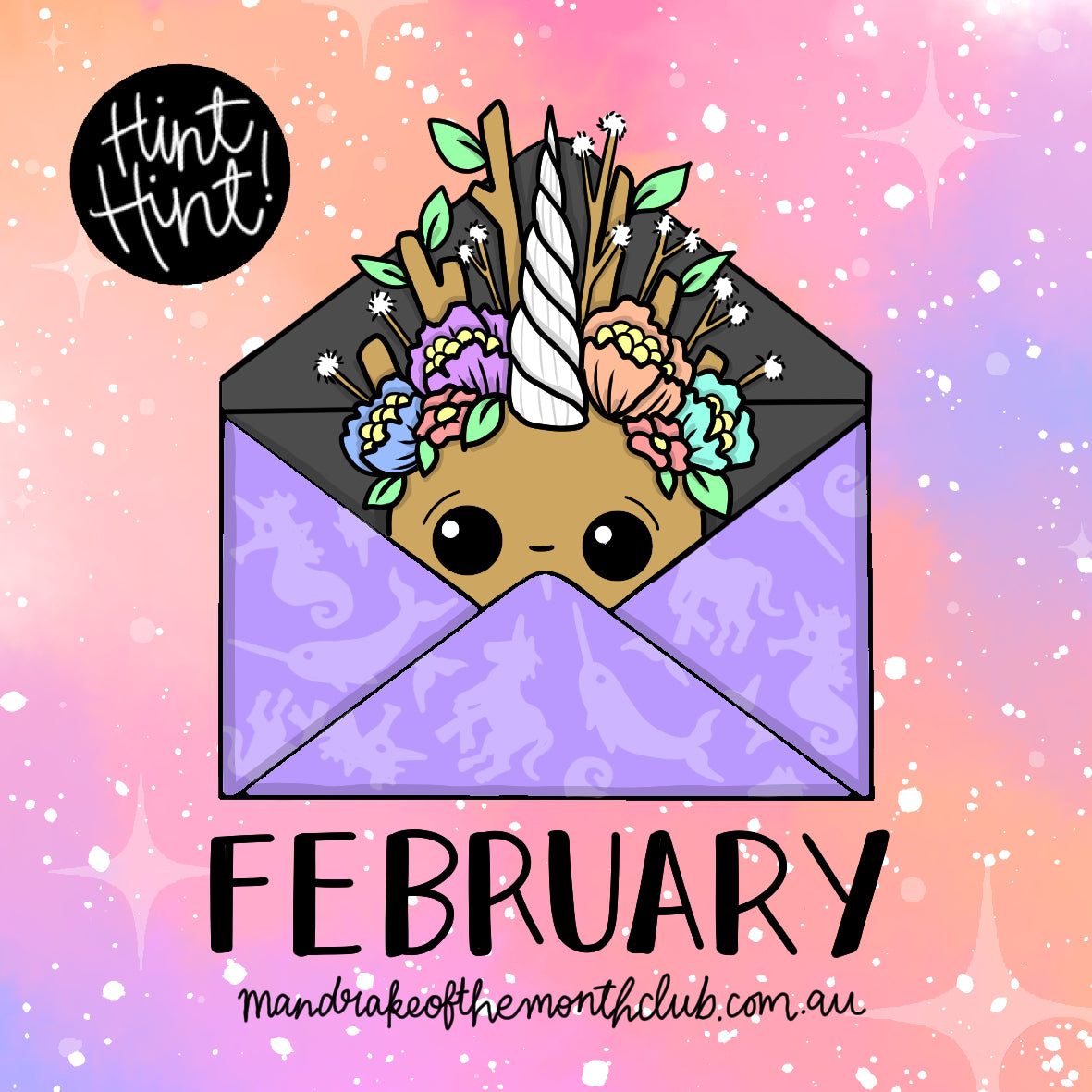 February Mandrake of the Month Club