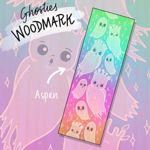 Ghosties Woodmark