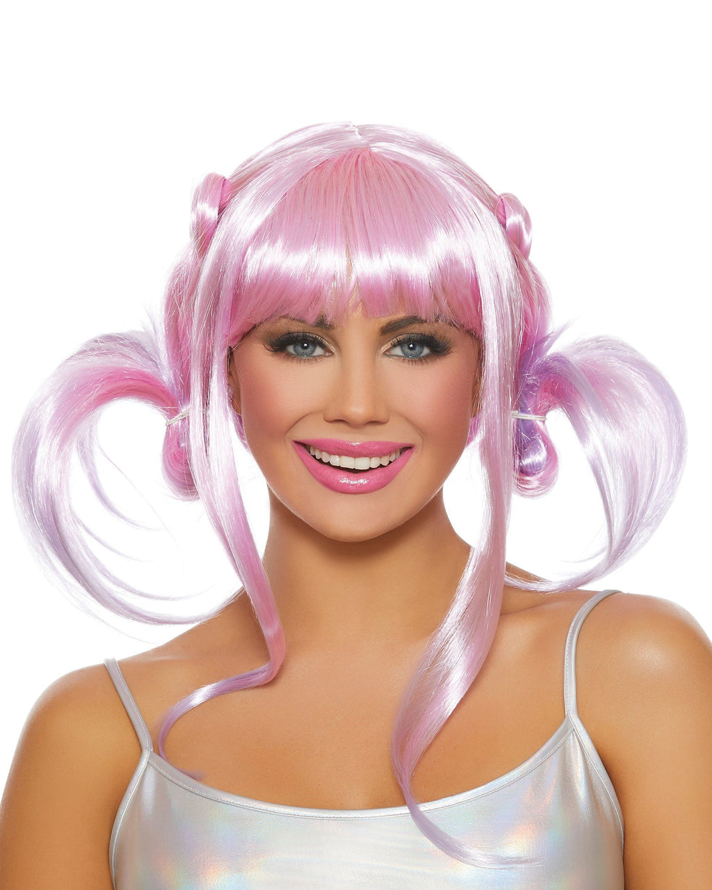 Anime Ombré Wig with Pigtails Wig Dreamgirl Costume