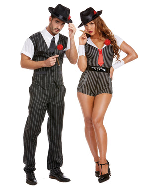 Bada-Boom! Men's Costume Dreamgirl Costume