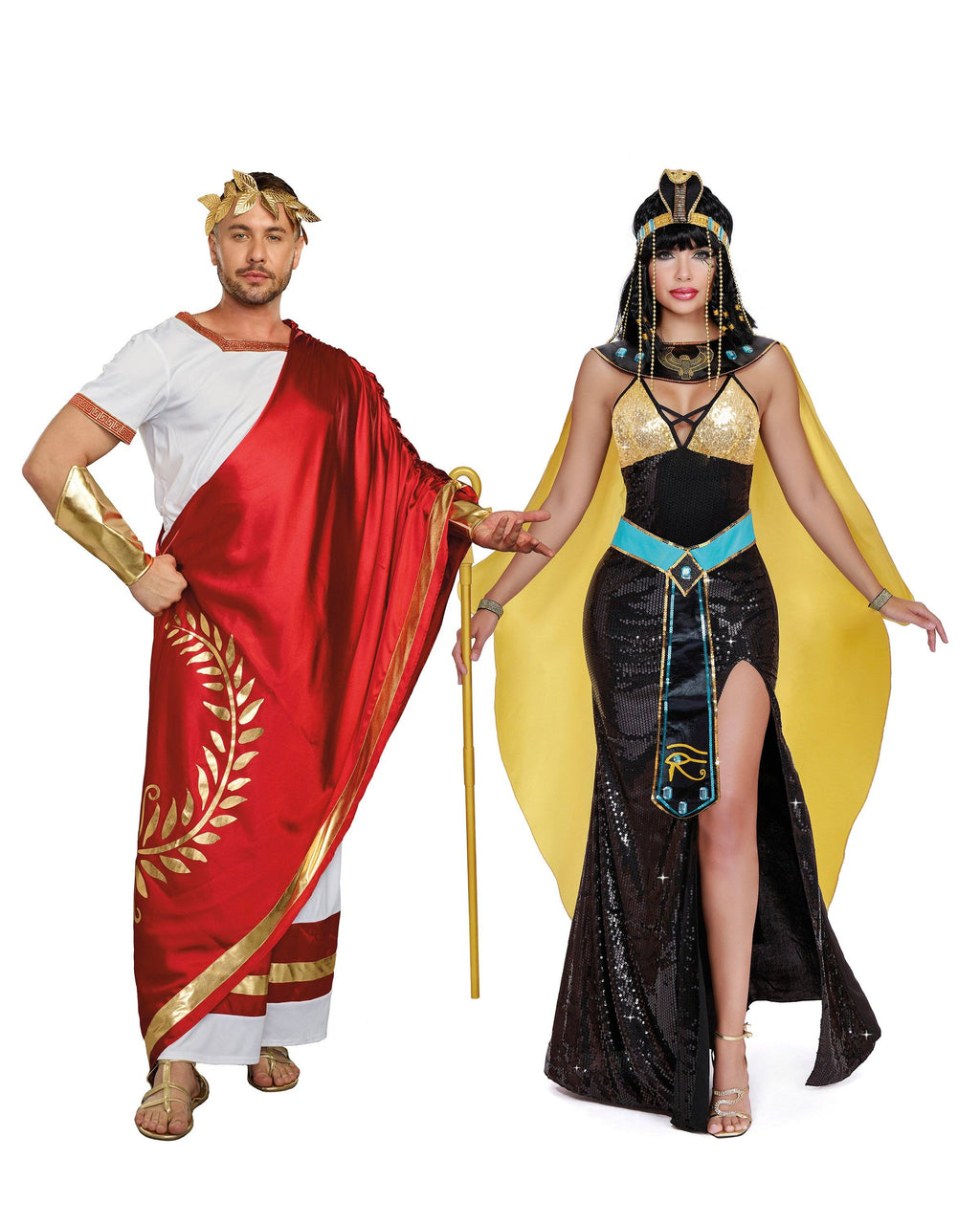 Caesar Men's Costume Dreamgirl Costume