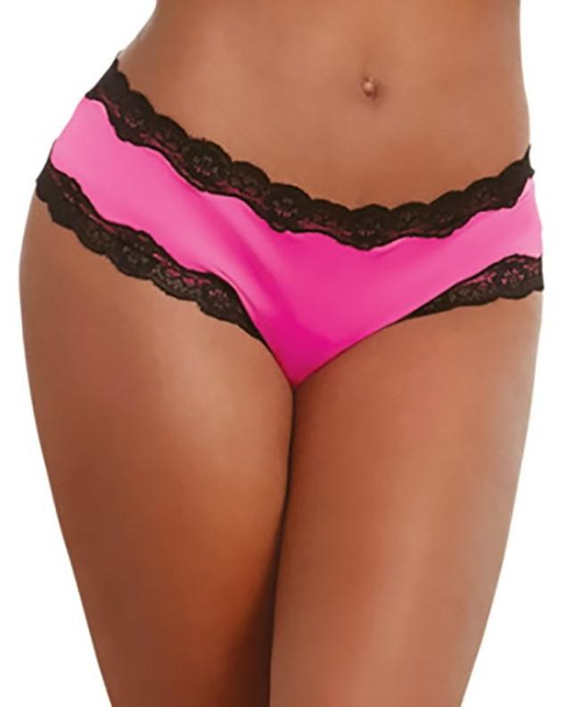 Criss-Cross Back Cheeky Panty Panty Dreamgirl International