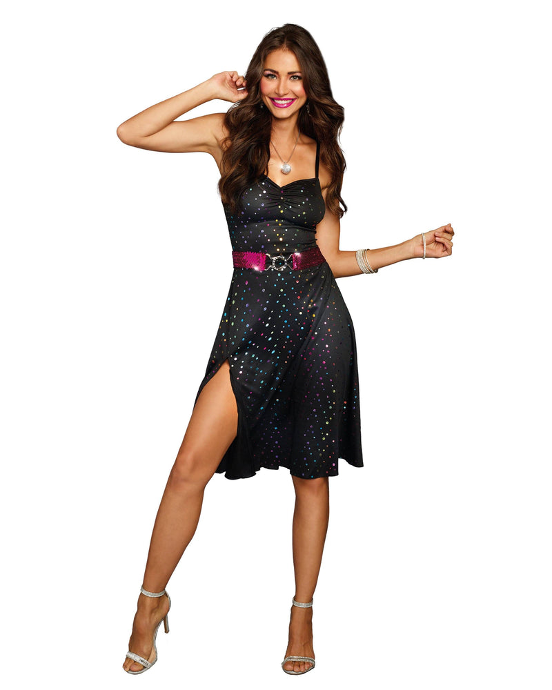 Disco Diva Women's Costume Dreamgirl Costume