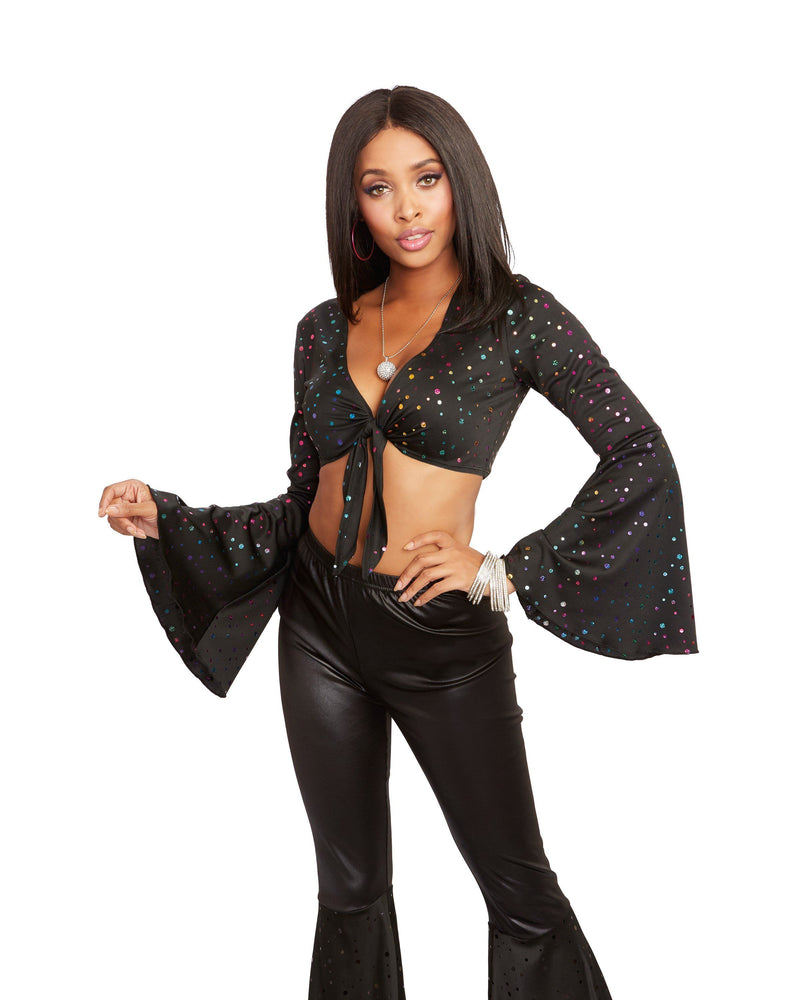 Disco Top Costume Accessory Dreamgirl Costume