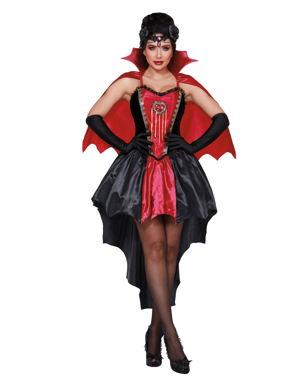 Drop Dead Beautiful Women's Costume Dreamgirl Costume