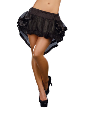 Fairytale Petticoat Costume Accessory Dreamgirl Costume One Size Black