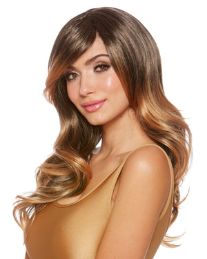 Faux Ombré Long Layered Wig Wig Dreamgirl Costume