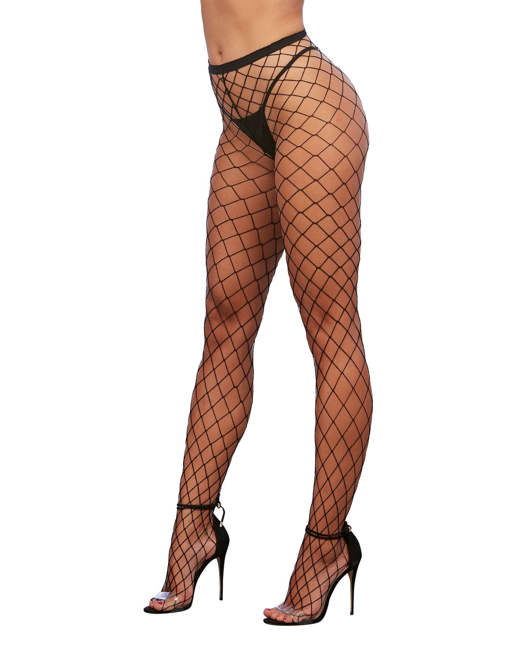 Fence Net Pantyhose Pantyhose Dreamgirl International