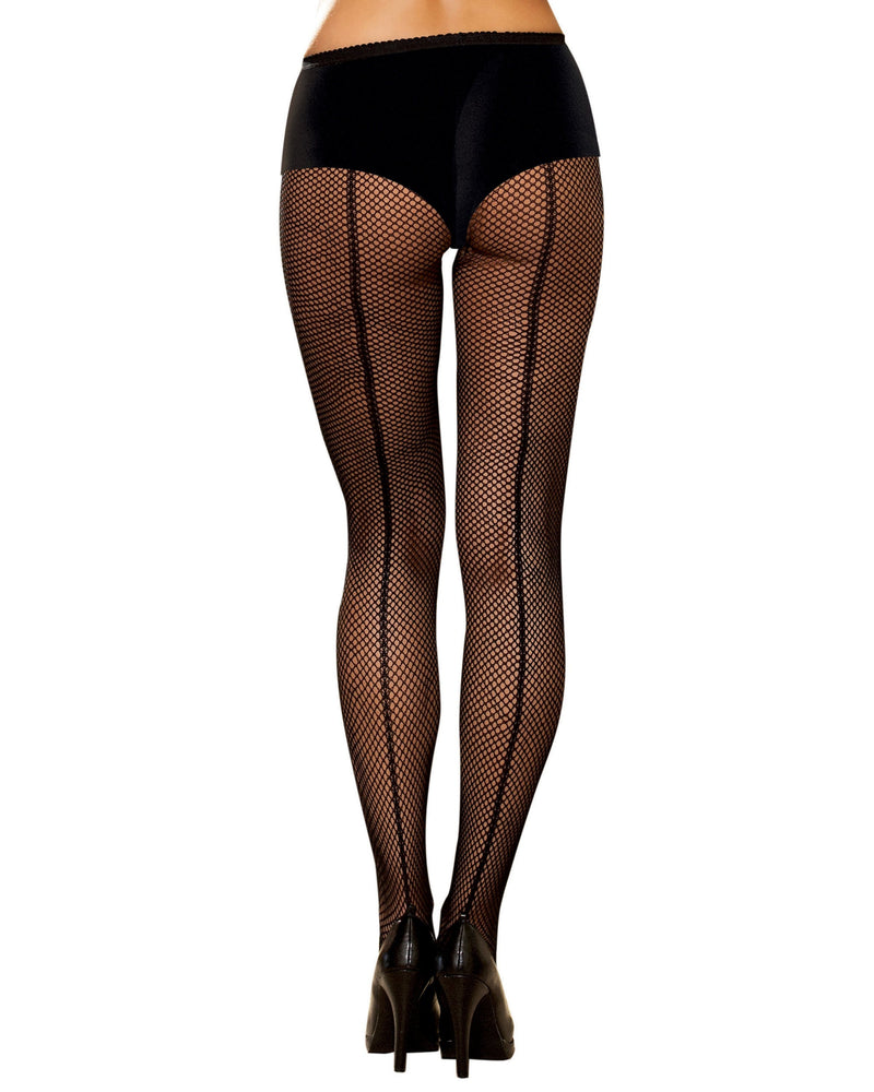 Fishnet Pantyhose Costume Hosiery Dreamgirl Costume