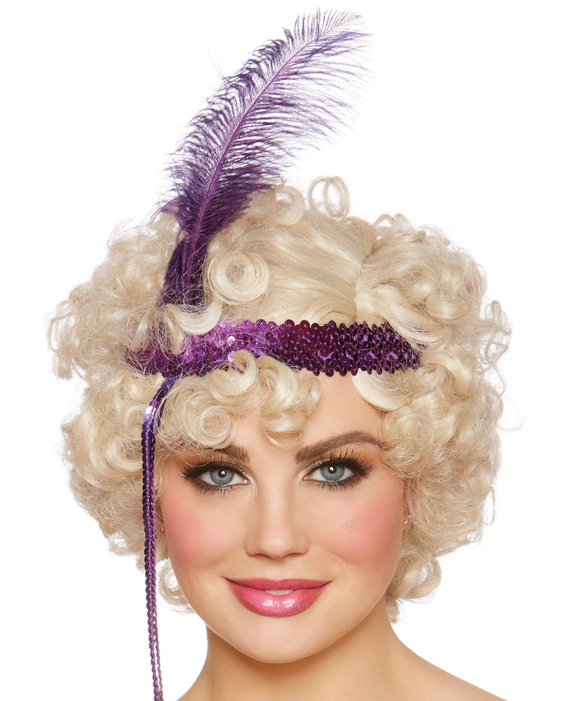 Flapper Wig Wig Dreamgirl Costume