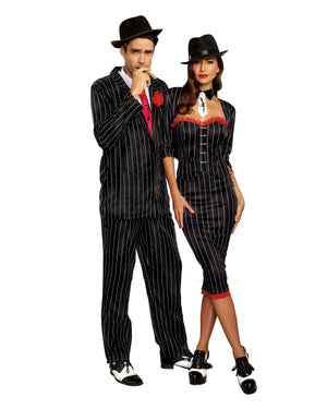 Gangsta Men's Costume Dreamgirl Costume