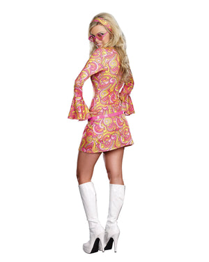 Go Go Gorgeous Women's Costume Dreamgirl Costume