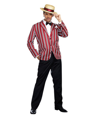 Good Time Charlie Men's Costume Dreamgirl Costume