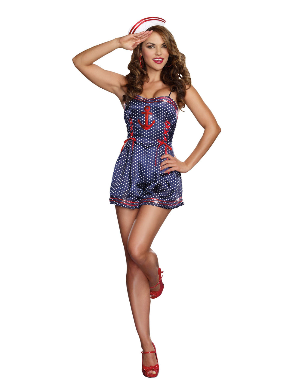 Just Cruisin' Women's Costume Dreamgirl Costume